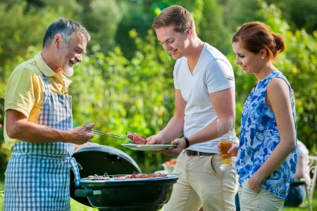 Celebrate National Grilling Month