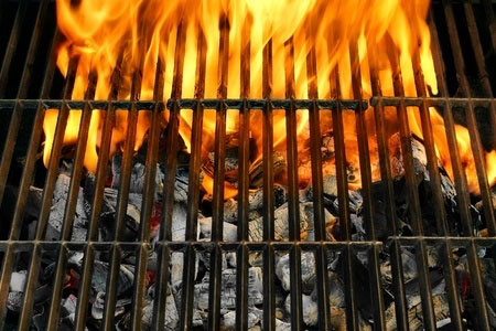 Grill-Related Fires: By the Numbers
